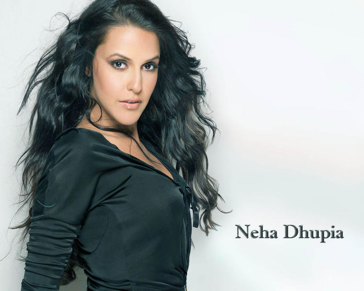Hottie Neha Dhupia Wallpaper