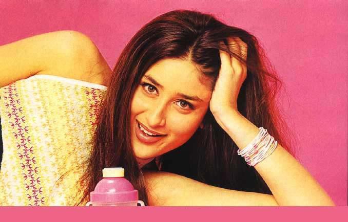 Kareena Kapoor Charming Face Look Wallpaper