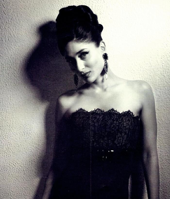 Kareena Kapoor Strapless Dress Hot Wallpaper