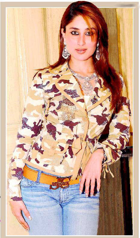 Kareena Kapoor Stunning And Dazzling Face Look Wallpaper