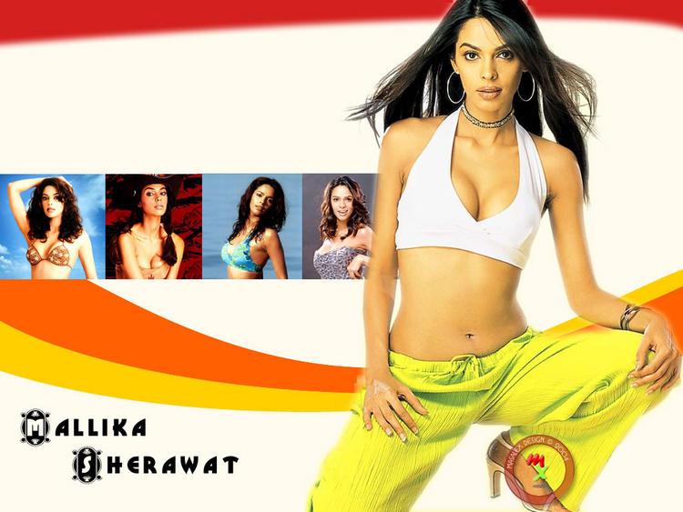 Mallika Sherawat Hottest Wallpaper