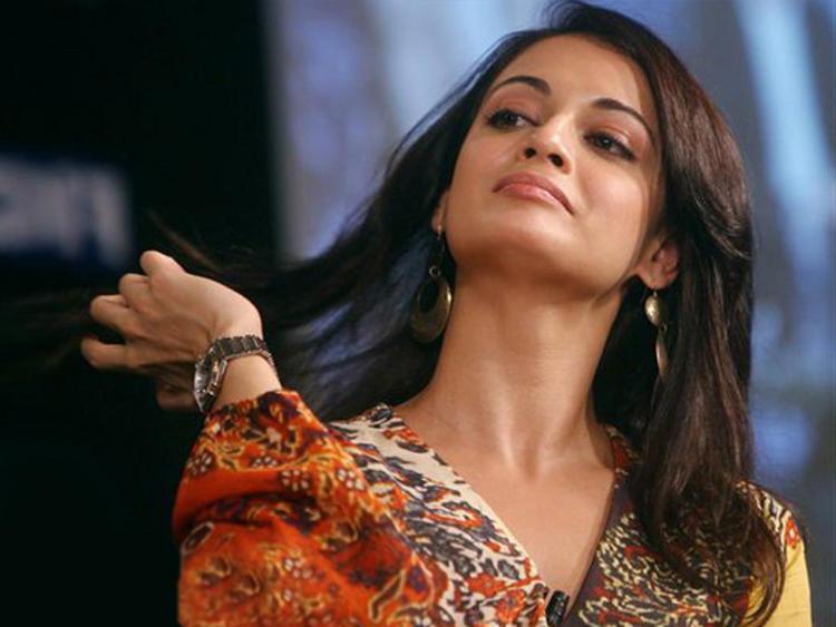 Diya Mirza Sexy Hot Pic