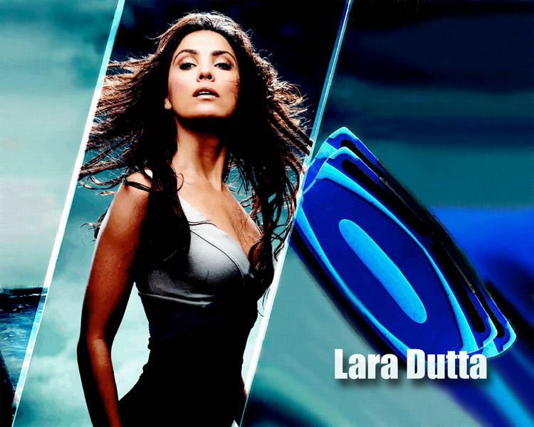 Lara Dutta Boldest Wallpaper