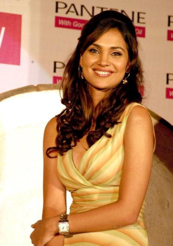 Lara Dutta Gorgeous Smile Beauty Still