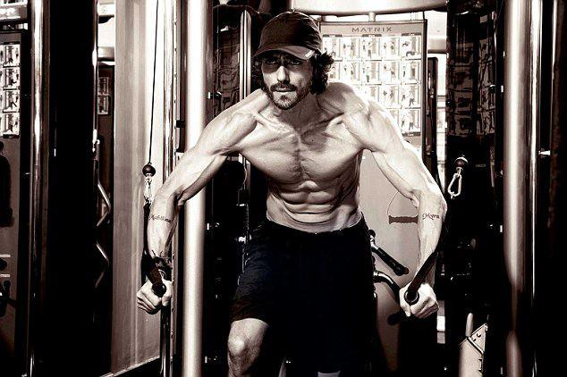 Arjun Rampal Workout Sculpted Body Pictures