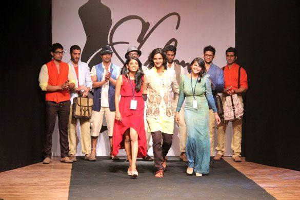 Purab Kohli Promotes Fatso at Shalom Fashion Show