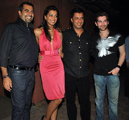Mugdha Godse Birthday Bash Photo