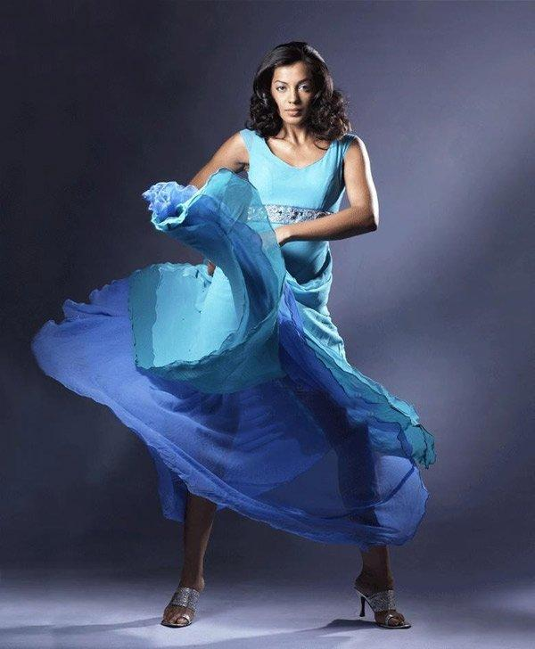 Mugdha Godse Latest Photo In Dancing Pose