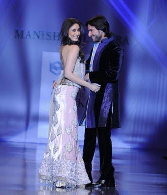 Next Couple Saif Ali Khan and Kareena Latest Pic