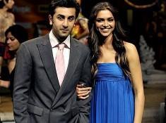 Ranbir and Deepika Beauty Still