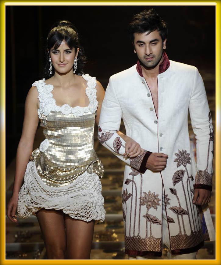 Ranbir and Katrina Ramp Walk Still