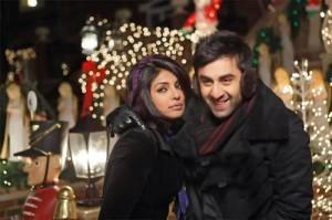 Ranbir and Priyanka Cute Sexy Photo