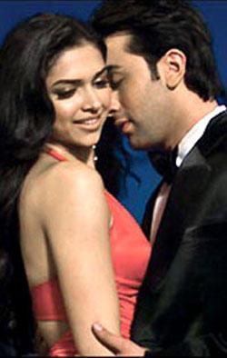 Ranbir Kapoor Hot With Deepika