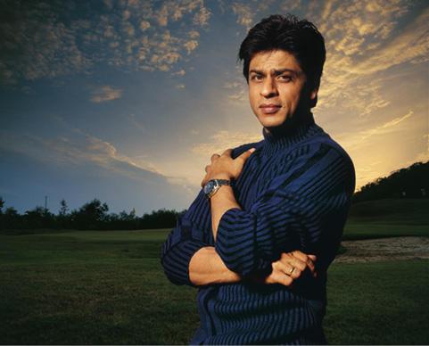 Bollywood Hunk Shahrukh Khan Photo