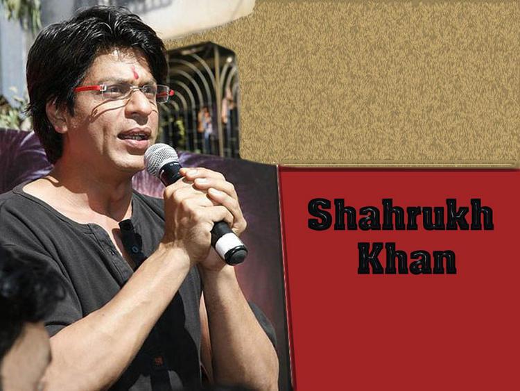 Shahrukh Khan Hot Stunning Pic