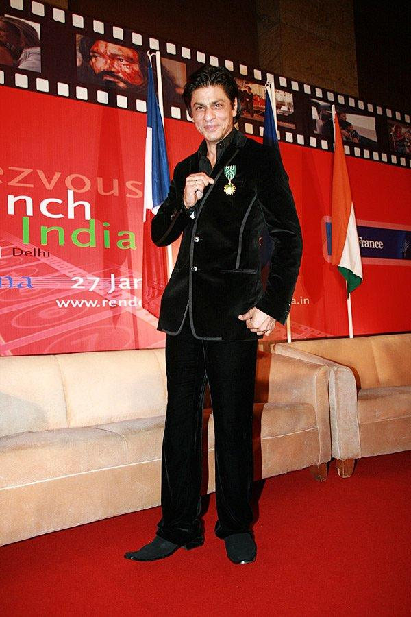 Shahrukh Khan Latest Photo On Red Carpet