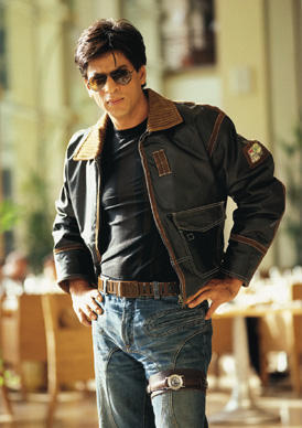 Shahrukh Khan Looking Very Handsome