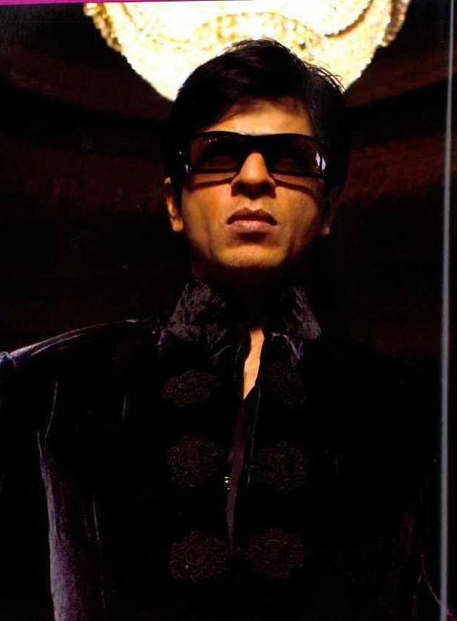 Shahrukh Khan Stylist Photo Wearing Goggles