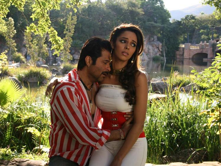 Anil Kapoor Hot With Mallika Sherawat