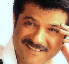 Anil Kapoor Sweet Smile Pic