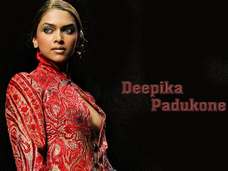 Bold Actress Deepika Padukone Hot Wallpaper