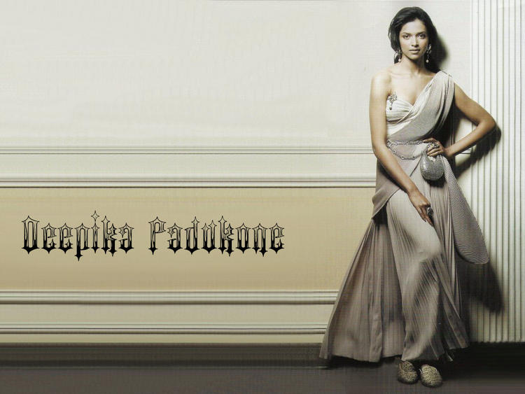 Deepika Padukone Amazing Look Wallpaper