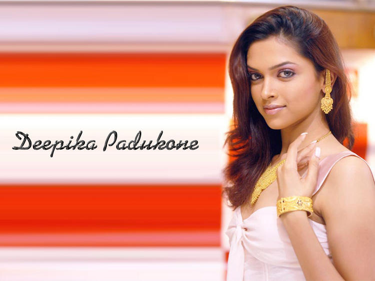 Deepika Padukone Jewellery Add Wallpaper