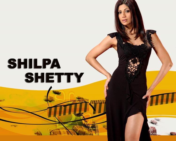 Hot Shilpa Shetty Spicy Wallpaper