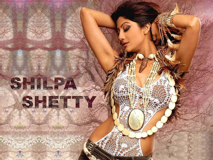 Hottest Shilpa Shetty Sexy Tops Wallpaper