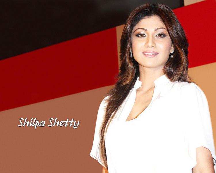 Shilpa Shetty Attractive Fairy Face Still