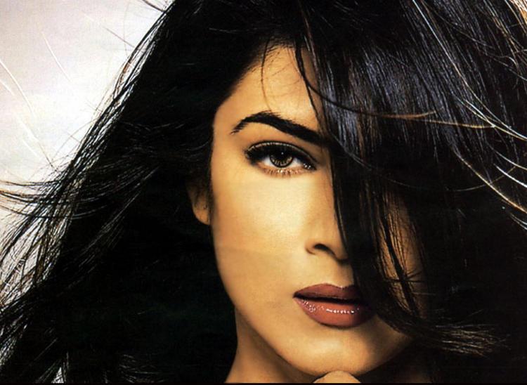 Sushmita Sen Wet Face Look Still