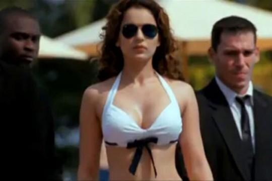 Kangana Ranaut in Bikini Hot Stylist Pic