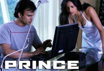 Shruti Hassan and Vivek In Prince