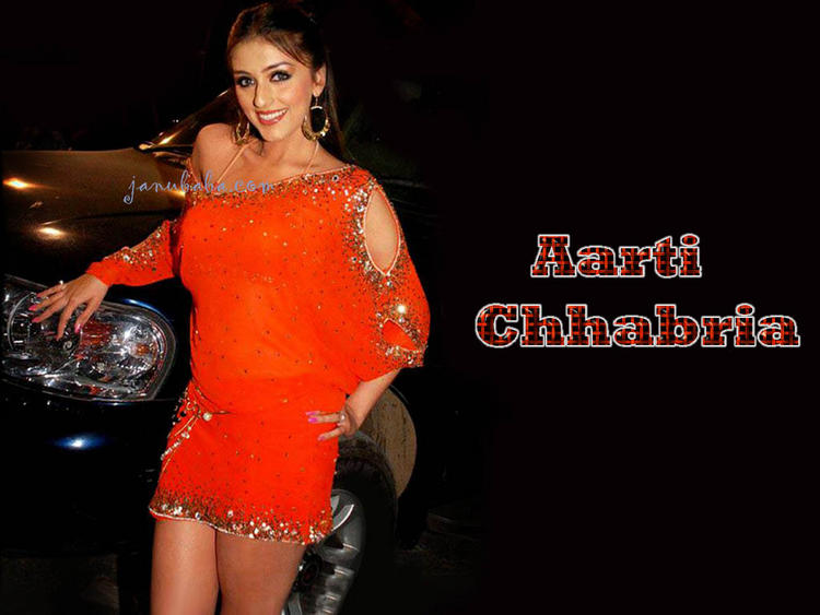 Aarti Chhabria Red Dress Sexy Wallpaper