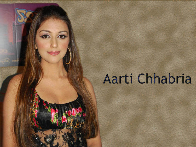 Dazzling Actress Aarti Chhabria Wallpaper