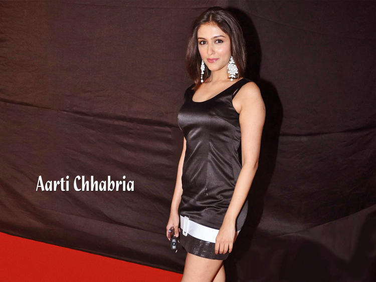 Gorgeous Beauty Aarti Chhabria Wallpaper