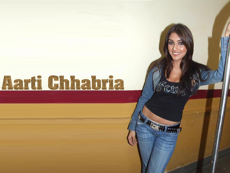 Sexy Actress Aarti Chhabria Wallpaper
