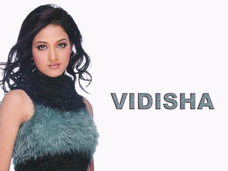 Sexy Vidisha Nice Look Wallpaper