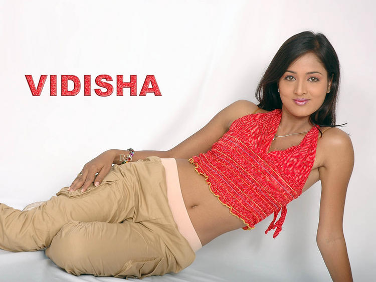 Vidisha Spicy Pose Wallpaper
