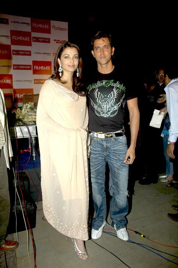 Aishwarya Latest Pic With Hrithik