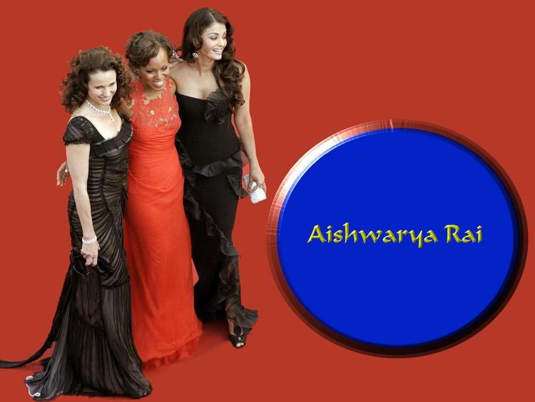 Aishwarya Rai Latest Pic On Red Carpet
