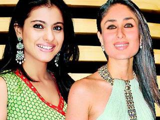 Kajol Devgan and Kareena Gorgeous Photo