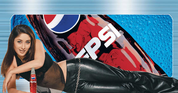 Kareena Kapoor Pepsi Ad Hot Photo Shoot