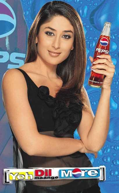 Kareena Kapoor Pepsi Add Nice Look Still