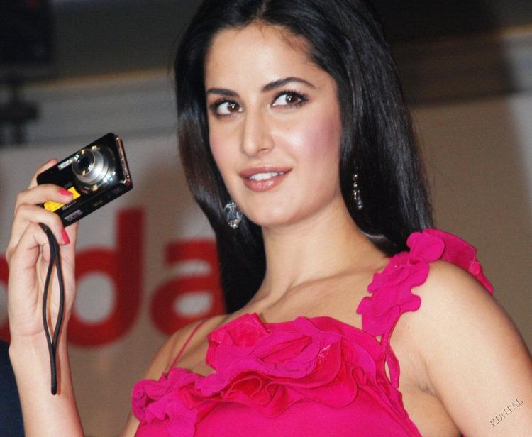 Katrina Kaif Camera Launch Photo