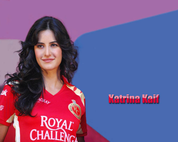 Katrina Kaif Royal Challenges T Shirt Wallpaper