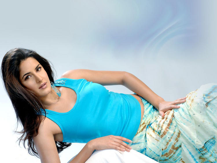 Katrina Kaif On Sleeping Mode Photo Shoot