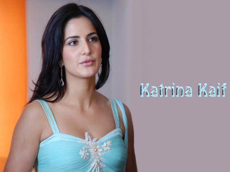 Katrina Kaif Sleeveless Dress Sexy Still