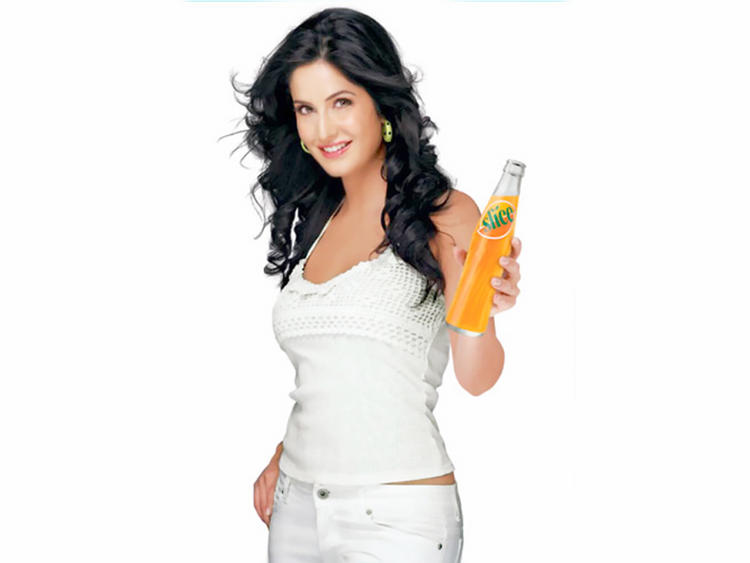 Katrina Kaif Slice Commercial Add Still