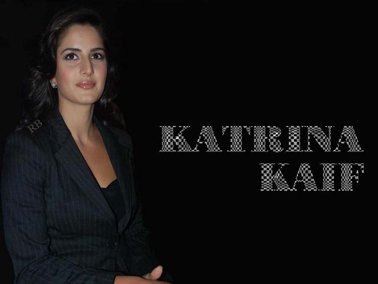 Stunning Babe Katrina Kaif Nice Wallpaper
